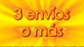 Promocion en Ria España para nuestros clientes ecuatorianos.