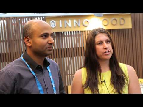 Innowood Interview - Shuri and Cathrine