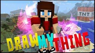 Minecraft Draw My Thing 'ASHLEY'S AMAZING ART'