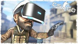 СS:GO в VR #5