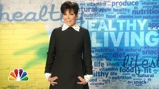 Kris Jenner: PSA on Health