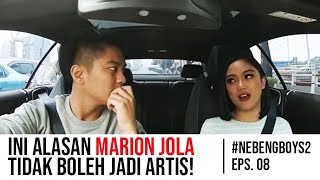 Video Marion Jola NANGIS Gara-gara Boy William - #NebengBoy S2 Eps. 8 MP3, 3GP, MP4, WEBM, AVI, FLV Januari 2019