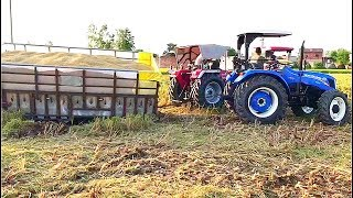 Trolly Tochan 2 Arjun + 1 Farmtrac + 1 New Holland 6510 4×4