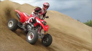 5. Outlaw 450mxr 400EX - ATV Movie 2014 - Fade
