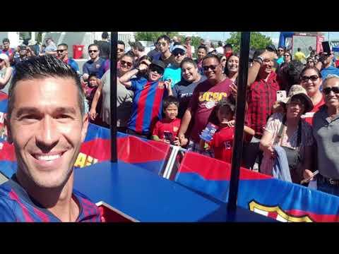 Luis Garcia- FCBarcelona San Jose