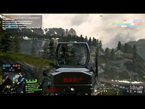King - Obliteration in Battlefield 4 Final Stand quickly turns into King of the Hill thanks to wide open maps, big hills and of course parachuting spawn points... Enjoy a mash up of this weeks Battlefield...