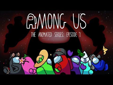 Among Us The Animated Series - Episode 1 -Blue the Doofus (Among Us Animation)