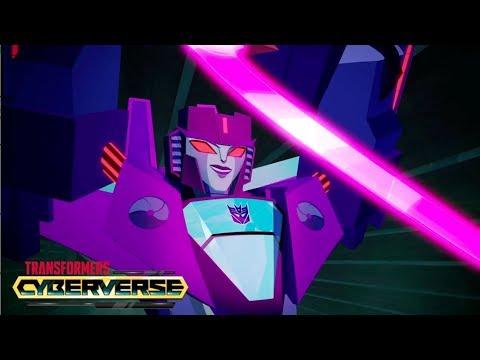 Transformers Cyberverse Brasil - 'Siloed' 💭 Episódio 14 | Transformers Official