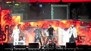 Black Eyed Peas in Rio de Janeiro