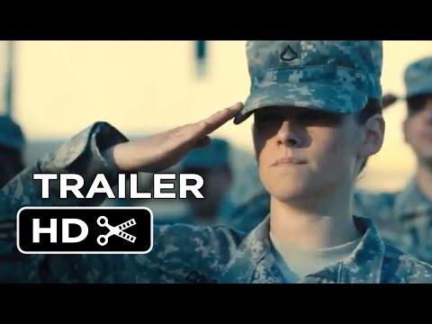 Video Camp X-Ray Official Trailer #2 (2014) - Kristen Stewart,