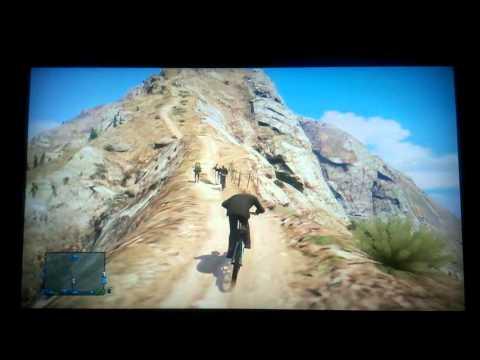 Mountai bike xtreme (видео)