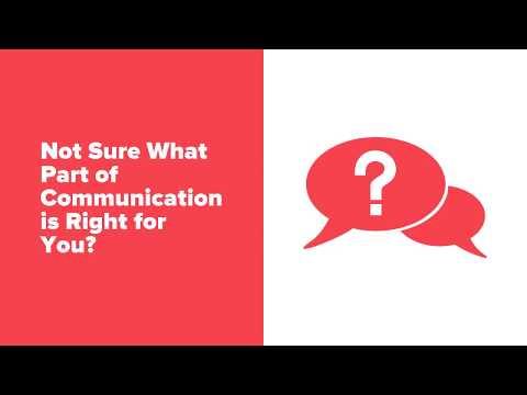 Communication Internships 101