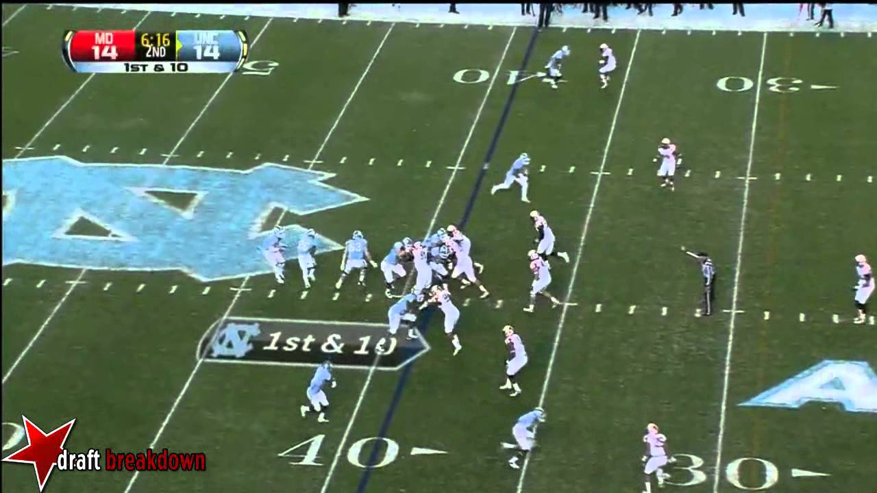 Bryn Renner vs Maryland (2012)