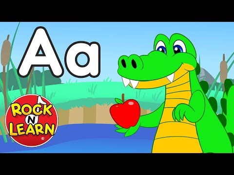 ABC Phonics Song with Sounds for Children - Alphabet Song with Two Words for Each Letter