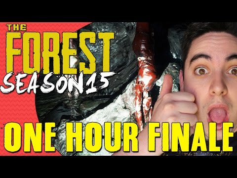 The Forest Alpha 0.15 ONE HOUR FINALE! Season 15 Episode 6