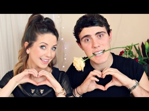 Valentine's - Zoe and I chat about Valentines !! Zoe's Video: http://bit.ly/122cz0z Please Thumbs Up and Add To Favourites ! ---------------------------------------------...