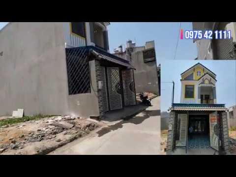Bán nhà lầu đối diện KDC Phú Gia 1 Trảng Dài, Biên Hòa, Đồng Nai