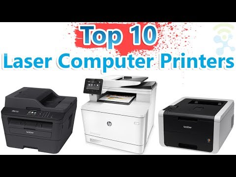Top 10 Best Selling Laser Computer Printers You Can Buy Now On Amazon in 2017