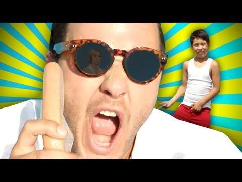 Tekst piosenki Bart Baker - Gangnam Style parody po polsku