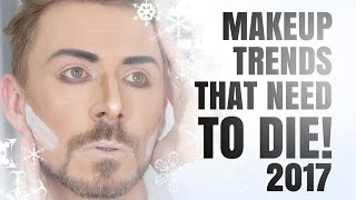 Nonton MAKEUP TRENDS THAT NEED TO DIE IN 2017!!!! Film Subtitle Indonesia Streaming Movie Download