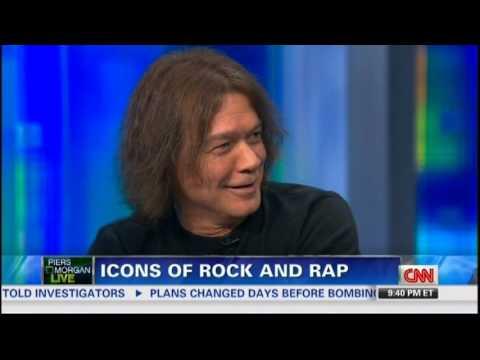 Eddie Van Halen CNN Interview 5/3/13