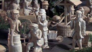 Vánoční výstava v Klopině