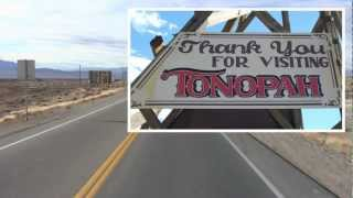 Tonopah (NV) United States  city photos gallery : Tonopah Nevada Town Tour