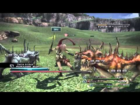 preview-Let\'s Play Final Fantasy XIII #053 - Boss Time (HCBailly)
