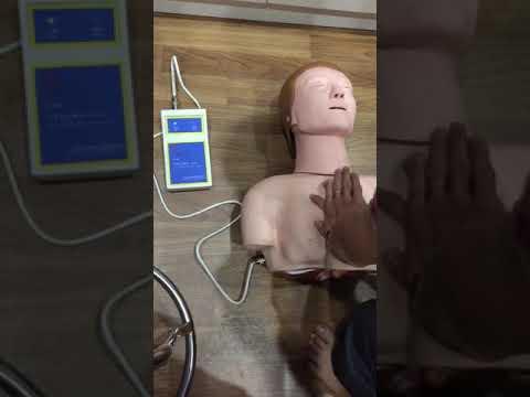 Mô hình hồi sức tim phổi CPR XC-404