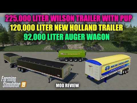 FS19 TRAILER New Holland v1.0.0.2