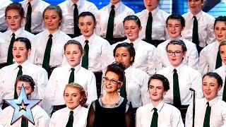 Download Lagu Presentation School Choir strike a chord | Week 3 Auditions | Britain's Got Talent 2016 Mp3