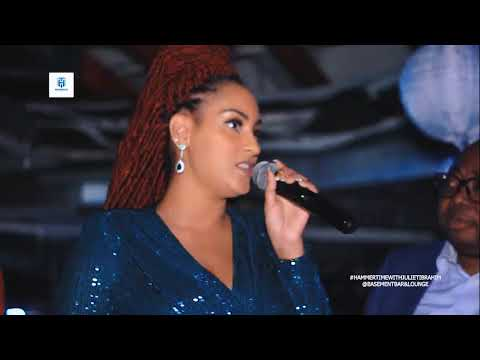 A night with Juliet Ibrahim after Hammer Time