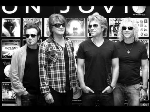 Bon Jovi - Four-letter word lyrics
