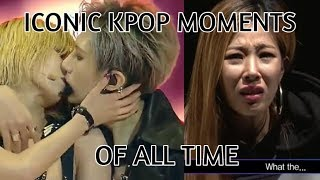 Video The most iconic kpop videos of all time! (funny/legendary moments!) MP3, 3GP, MP4, WEBM, AVI, FLV Januari 2019