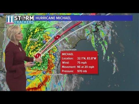 Hurricane Michael weakens, but remains a major threat