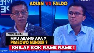 Video PLAAK ! Abang Maunya Apa ? Pak Prabowo MUNDUR ? Garaangnya Adian Napitupulu MP3, 3GP, MP4, WEBM, AVI, FLV Oktober 2018