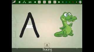 Preschoolers ABC Playground YouTube video