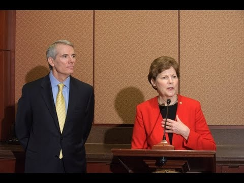 SHAHEEN & PORTMAN RE-INTRODUCE ENERGY EFFICIENCY BILL