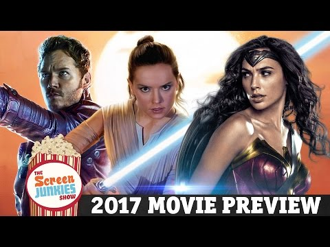 Biggest Movies of 2017! (Everything You Need to Know)