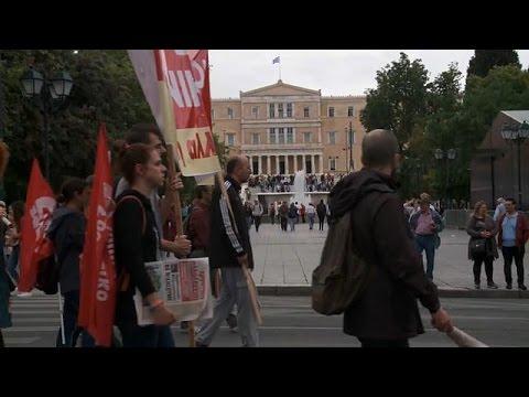 Συλλαλητήριο κατά των νέων μέτρων