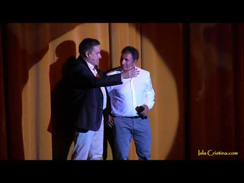 Presentación Premio Pito de Caña 1ª Parte. Carnaval de Isla Cristina 2018