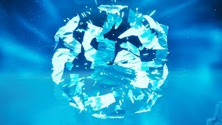 MY LIVE REACTION TO ICE KING EVENT! (Fortnite)