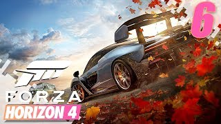FORZA HORIZON 4 - Real Life Car Collection And Street Racing! - EP06 (Gameplay Video)