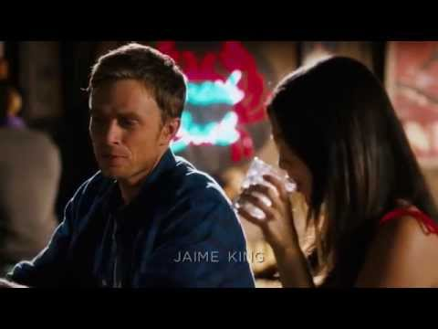 Zoe Wade scenes 4x10 part 4/10 Zoe and Wade at the Rammer Jammer (HD) - Hart of Dixie Season 4