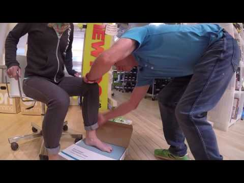 How to take a Foot Impression for Active Imprints Custom Orthotics