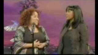 Ingrid Rosario And Cece Winans On Tbn