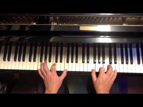 Tutorial piano What a wonderful world (Louis Armstrong)