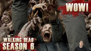 The Walking Dead Season 6 Episode 3 'Thank You' Review!