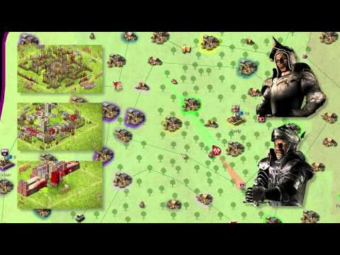 Stronghold Kingdoms — Tutorial 03 — Enemy AI