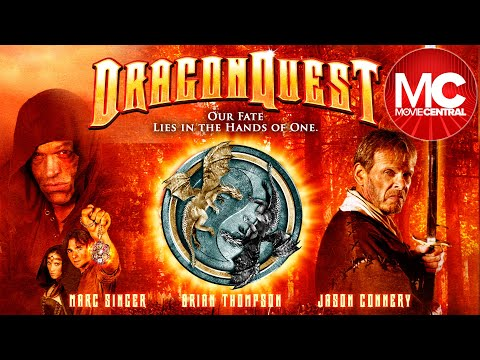 DragonQuest | Full Adventure Fantasy Movie | Marc Singer